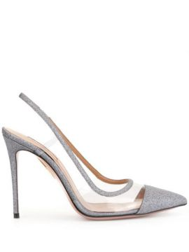 Toe Cap Pumps - Aquazzura