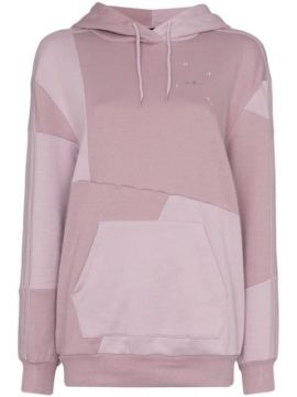 X Daniëlle Cathari Two-tone Panelled Hoodie - Adidas By Dani
