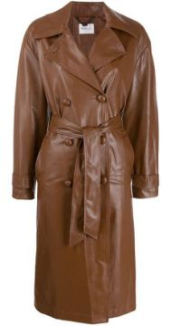 Trench Coat Com Cinto - Be Blumarine