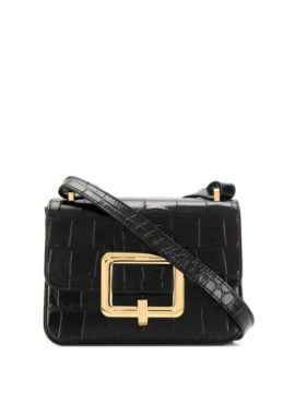 Embossed Crossbody Bag - Bally