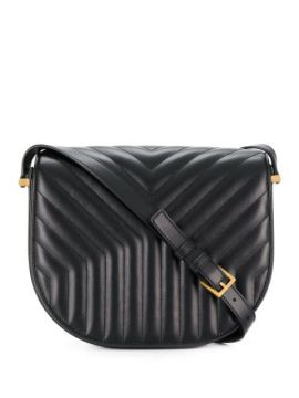Joan Quilted Shoulder Bag - Saint Laurent