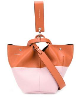 Vanity Bi-colour Shoulder Bag - Elena Ghisellini
