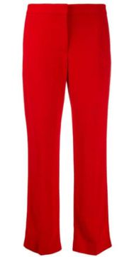 Tailored Cropped Trousers - Alexander Mcqueen