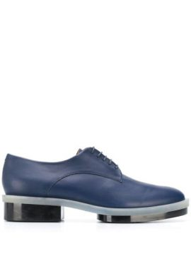 Roma Oxford Shoes - Clergerie