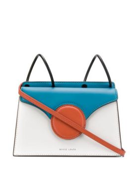 Block Color Cross Body Bag - Danse Lente