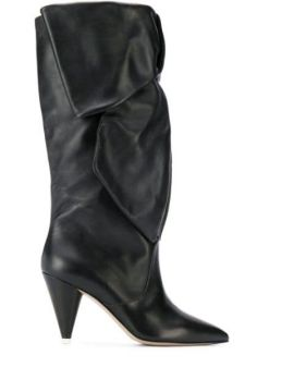 Ruched Boots - Attico