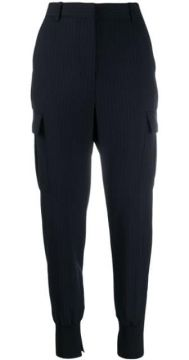 Pinstripe Tailored Cargo Trousers - 3.1 Phillip Lim