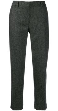 Cropped Trousers - Burberry