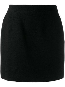 Fitted Mini Skirt - Alessandra Rich