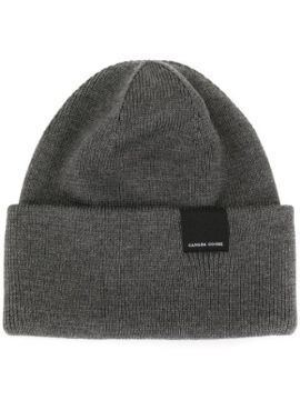 Knitted Beanie - Canada Goose