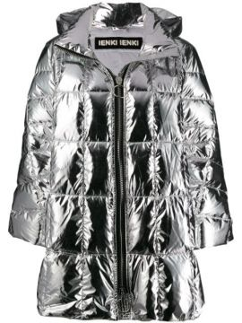 Oversized Padded Jacket - Ienki Ienki