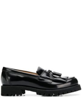 Oreham Fringed Loafers - Churchs