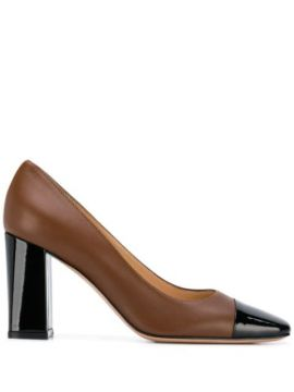Toe Cap Pumps - Gianvito Rossi