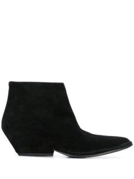 Western Style Boots - Del Carlo