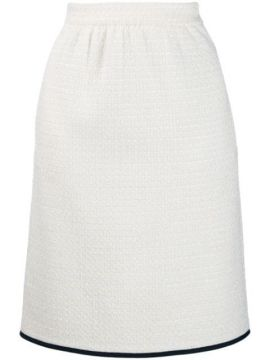 Tweed Skirt - Boutique Moschino