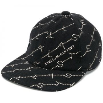 Logo Embroidered Baseball Cap - Stella Mccartney