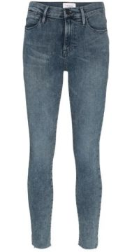 Le High Skinny Jeans - Frame