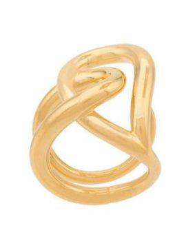 Sculptured Ring - Charlotte Chesnais