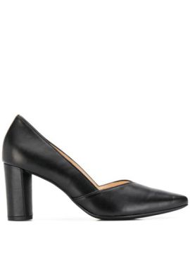 Trusty Pointed Court Pumps - Hogl
