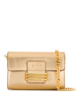 Engraved Logo Crossbody Bag - Etro
