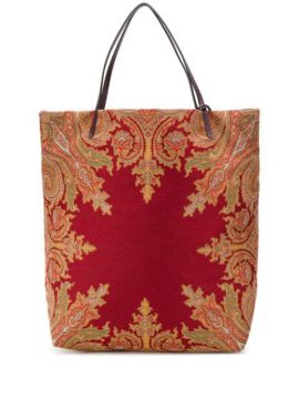 Patterned Tote Bag - Etro