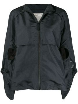 Cut-out Hooded Jacket - A-cold-wall*