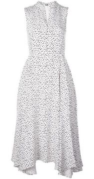 All-over Print Dress - Adam Lippes