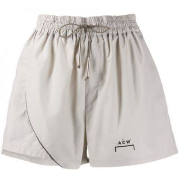 Relaxed-fit Logo Track Short - A-cold-wall*
