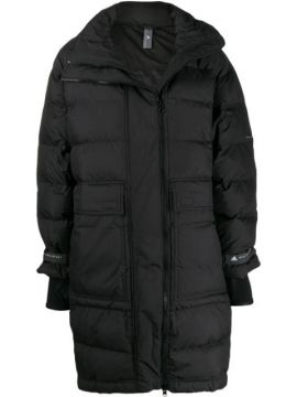 Athletics Long Padded Jacket - Adidas By Stella Mccartney