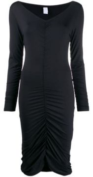 Ruched Style Dress - Fantabody