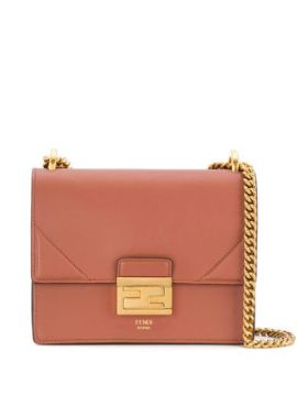 Kan U Cross Body Bag - Fendi