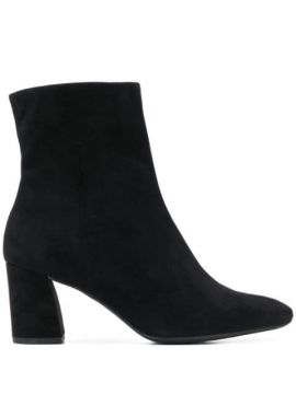 Pointed Mid-heel Boots - Hogl
