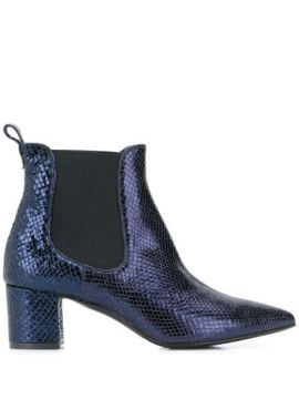 Side Panel Boots - Albano