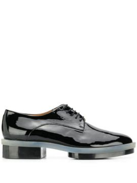 Varnished Lace-up Shoes - Clergerie