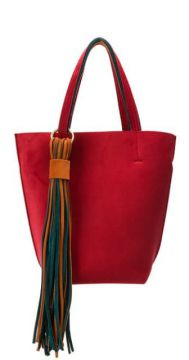 Lugano Two-tone Tote Bag - Alila