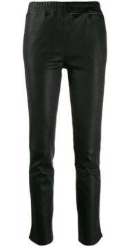 Leather Skinny Trousers - Arma
