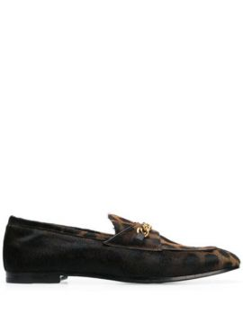 Mocassim Animal Print - Tom Ford