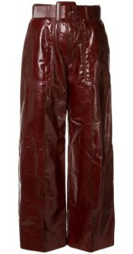 Patent Leather Trousers - Drome