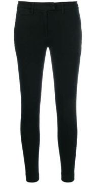 Cropped Stretch Skinny-jeans - Dondup