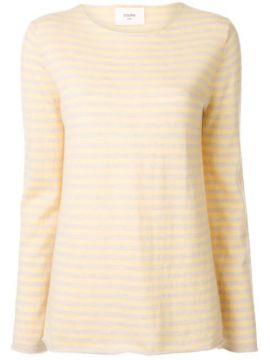 Striped Jersey Top - Bassike