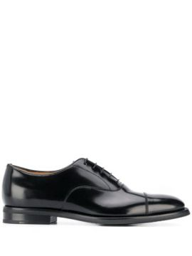 Leather Oxford Shoes - Churchs