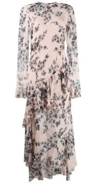 Fantasy Print Maxi Dress - Philosophy Di Lorenzo Serafini