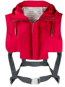 Cropped Shoulder Gilet - A-cold-wall*