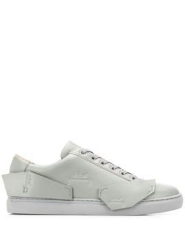 Multi-panel Low-top Sneakers - A-cold-wall*