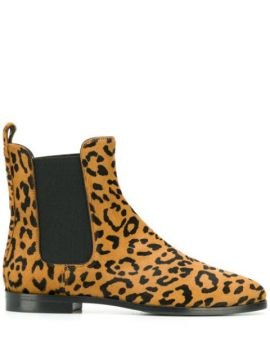 Ankle Boot Animal Print - Unützer