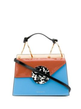 Colour Block Tote - Danse Lente