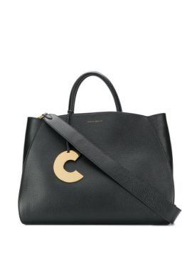 Leather Tote Bag - Coccinelle