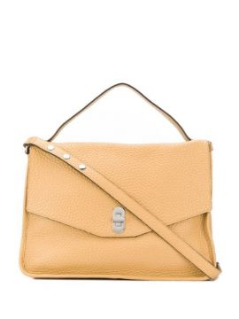 Textured Leather Tote - Coccinelle
