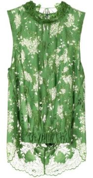 Priss Lace Top - Ann Demeulemeester