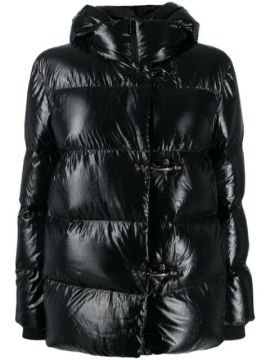 Quilted Puffer Jacket - Fay